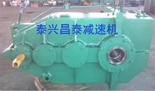 QJG-T起重机套装式减速器
